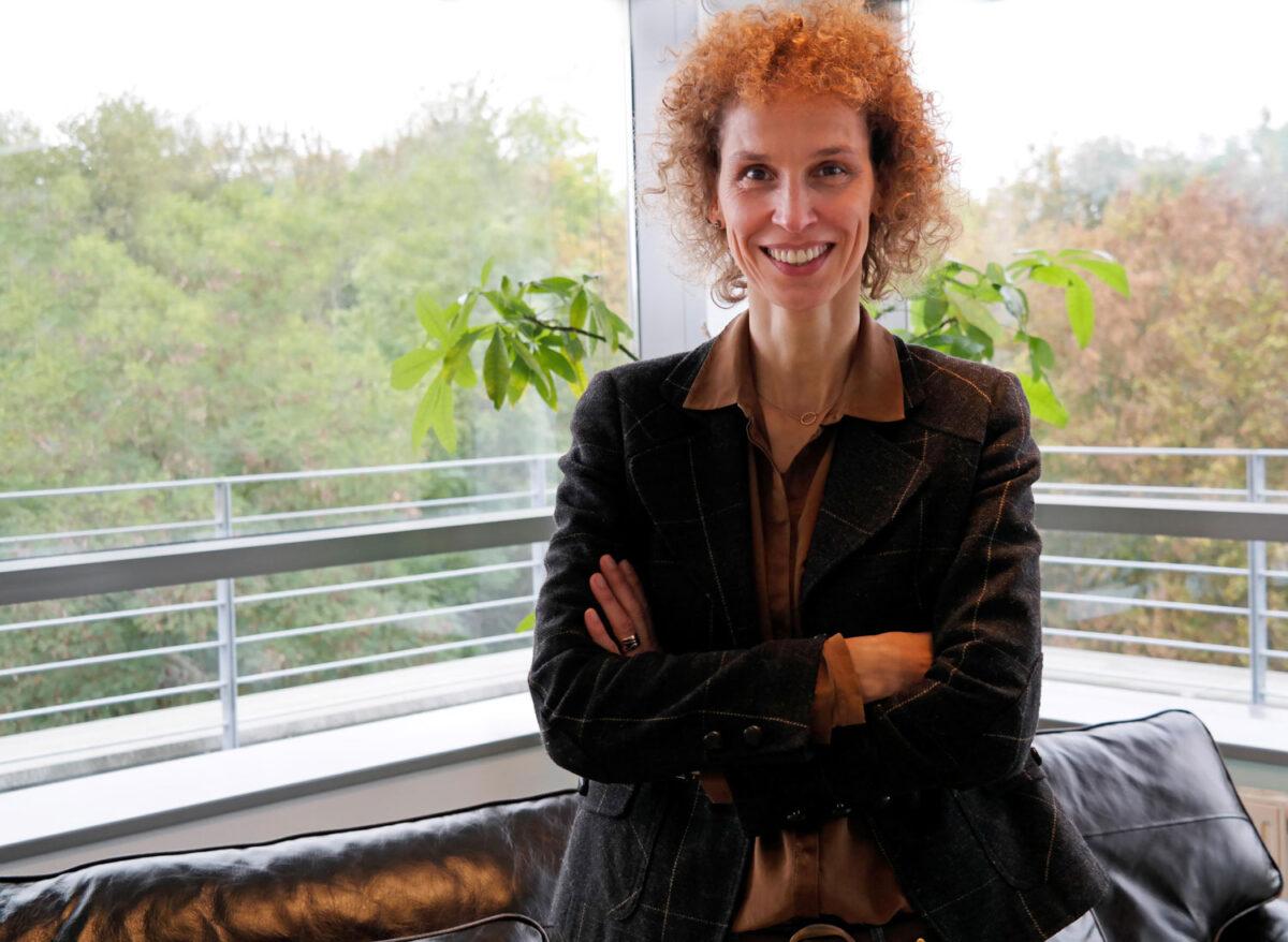 Dr. Saskia Bochert zur Vizepräsidentin gewählt